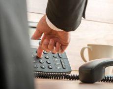 Sospensione linea telefonica: ecco cosa fare